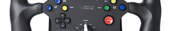 Volant Steel Series SRW-S1