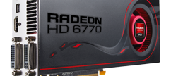 Carte graphique Radeon HD 6770
